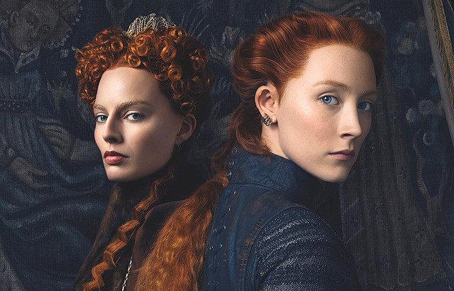 この映画語らせて!ズバッと評論!!『ふたりの女王 メアリーとエリザベス』