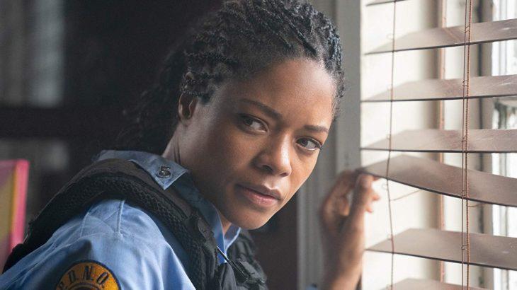 ナオミ・ハリス主演のポリティカル・アクションスリラー『ブラック&ブルー』
