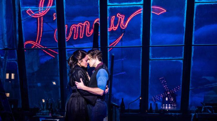 『ザ・レイト・ショー』にミュージカル版ムーラン・ルージュキャストが出演