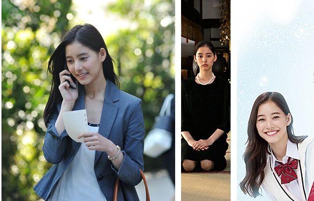 世間が注目する若手タレントNO.1の新木優子主演映画特集