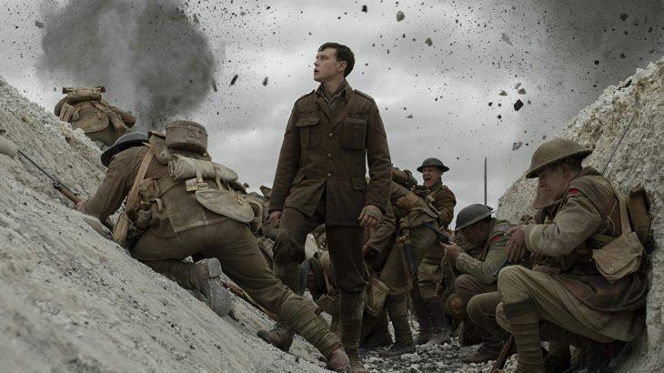 この映画語らせて!ズバッと評論!!『1917  命をかけた伝令』
