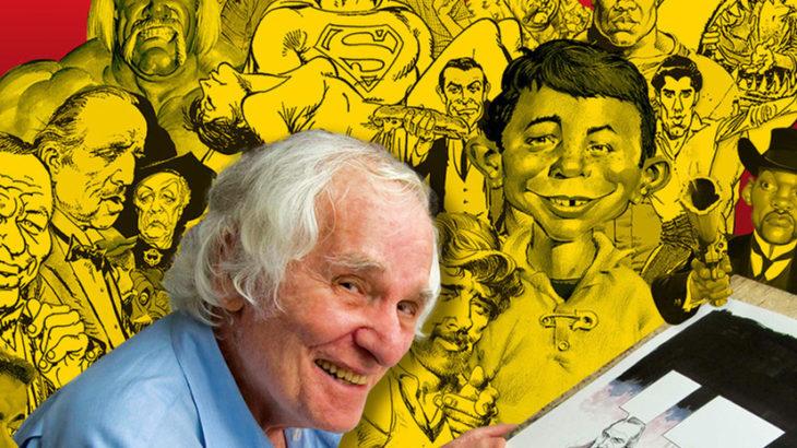 「MADマガジン」などで知られるアーティストのモート・ドラッカーが91歳で死去