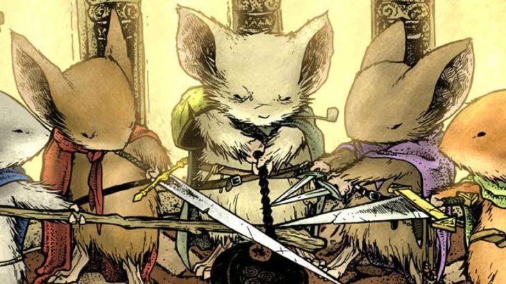 NetflixとBOOM! Studiosの業務提携契約が完了!『マウスガード』復活なるか?