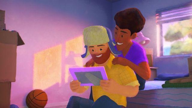 ピクサーがDisney+でゲイ男性が主人公の短編アニメをリリース!!