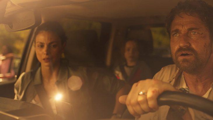 モリーナ・バッカリン主演のディザスター・パニック『グリーンランド』8月アメリカ公開に
