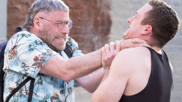 この映画語らせて!ズバッと評論!!『ファナティック ハリウッドの狂愛者』おっさんがおっさんの歯ブラシを舐める変態ストーカー映画