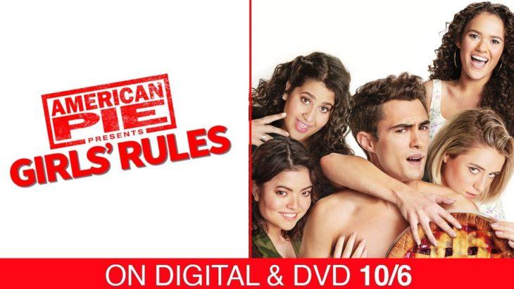 SOO→COOL MOVIE MUSIC:『American Pie Girls' rules』より「ホットスタッフ」「ヴィーナス」