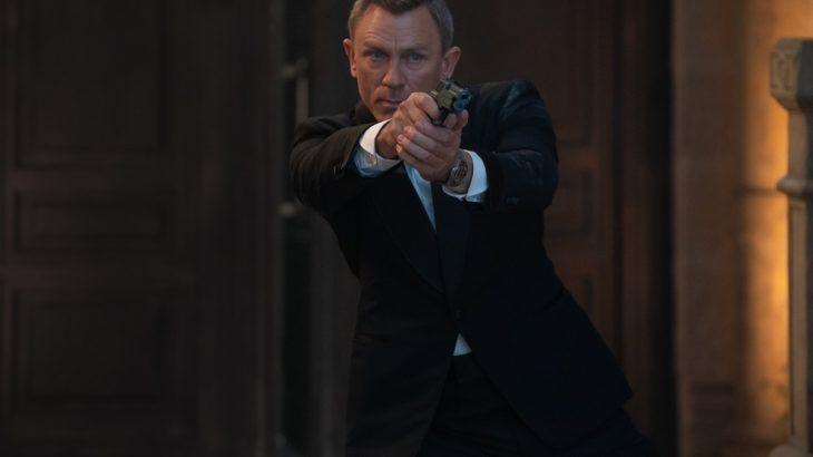 """""""ダニエルボンド""""シリーズの軌跡と最新作の名シーンが 詰め込まれた特別映像、解禁!『007/ノー・タイム・トゥ・ダイ』"""
